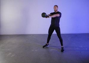 People are panic buying kettlebells. There is a serious shortage of workout gear