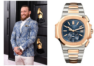Connor McGregor refuses to dress down during self-isolation