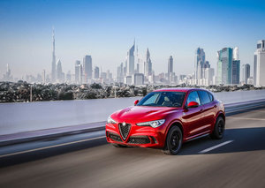 Alfa Romeo Stelvio Quadrifolglio: an SUV that thinks it's a sports car