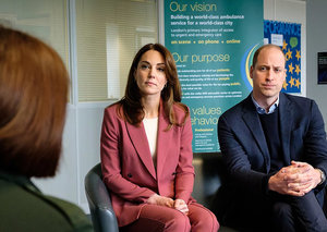 Prince William and Kate Middleton narrate film about mental health during COVID-19 lockdown