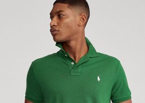Ralph Lauren just brought back the Earth Polo in a big way