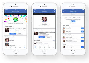 Facebook rolls out Messenger for Kids to 70 new countries