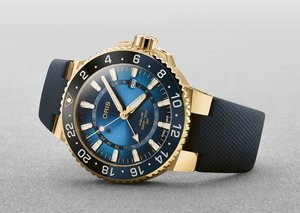 Oris's new Caryfort Reef watch wants to save the ocean (and your wrist)