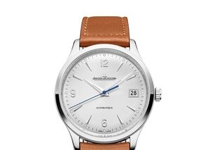 Jaeger-LeCoultre's handsome new watches are understatedly impressive
