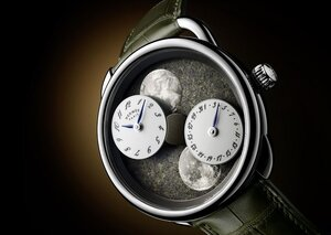 Hermès has revealed new out of this world watches