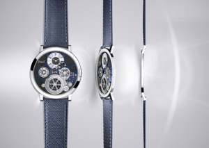 Piaget has created the world's thinnest watch