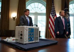 NASA built a COVID-19 ventilator in just 37 days
