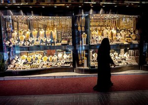 Dubai's Gold Souk has reopened following relaxation of Covid-19 measures