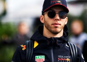 F1 driver Pierre Gasly is quarantining in Dubai