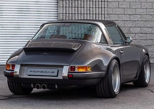 This new Singer Porsche 911 can lift your mood