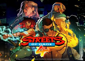 Streets of Rage 4 is great fun and lays on the nostalgia