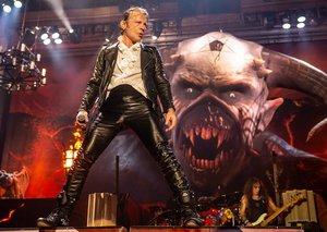 Iron Maiden's Dubai concert has been cancelled