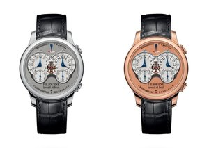 F.P. Journe celebrates its chronometer with new rose gold movement