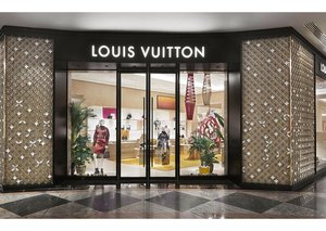 Louis Vuitton has launched an e-commerce platform in the UAE