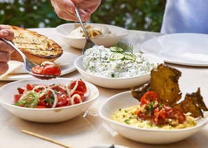 Review: Avli by Tashas Greek food by delivery