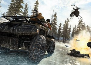 Call of Duty removes helicopters from Battle Royal mode