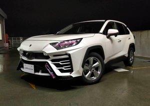 Turn your Toyota RAV4 into a Lamborghini Urus with this body kit