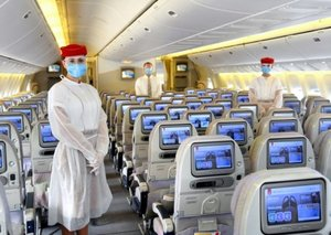 This is how Emirates is planning on keep staff and passengers safe on flights