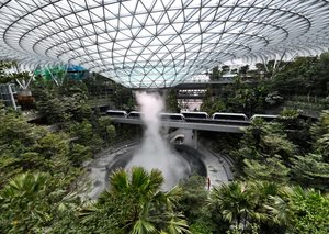 Singapore's Changi Airport named best in the world