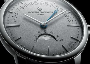 Vacheron Constantin's new watch just went platinum
