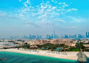 Hotel beaches in Dubai are now open but with conditions