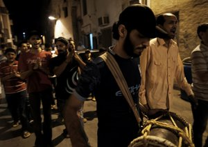 Bahrain's Ramadan drummer goes viral