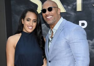 Like father like daughter: Dwayne Johnson's daughter is heading to WWE