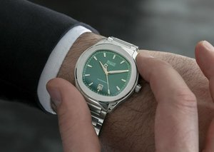 Piaget's latest release has the watch world going green