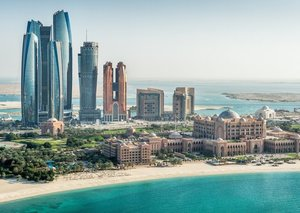 Abu Dhabi has banned anyone from leaving or entering the emirate for a week