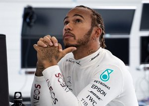 Lewis Hamilton is 'overcome with rage' and calls out 'white-dominated' F1 grid