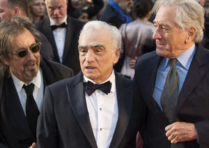 Martin Scorsese makes new film 'bored' during lockdown