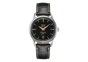 Longines' new Flagship History is a dress watch with class