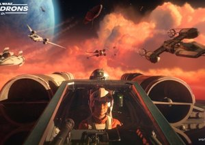 Star Wars Squadrons trailer wows the internet