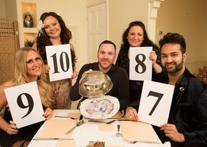 Want to be a part of Come Dine With Me Dubai? They're now holding auditions