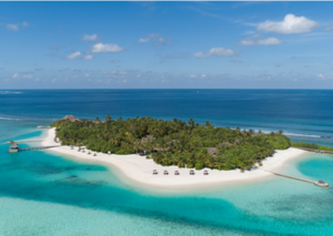 You can now buy out this Maldives island for $35,000 a night