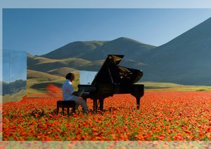 Lebanese pianist Rami Khalife composes song for Brunello Cucinelli campaign