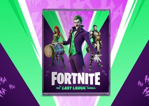 The Joker is coming to Fortnite in November
