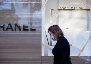 Fashion house Chanel donates AED2.5 million to Lebanese charities