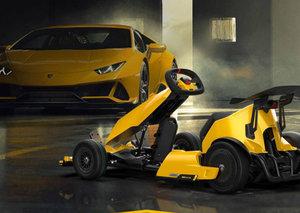 Lamborghini just made the ultimate Go-Kart