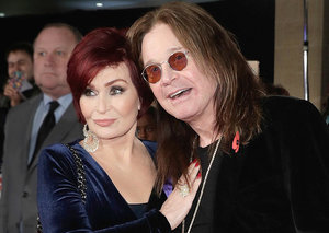 Ozzy and Sharon Osbourne biopic gets the greenlight