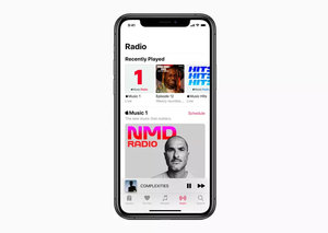 Apple Music launches new Radio stations, rebrands Beats1