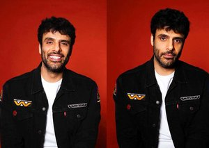 'Stateless' star Fayssal Bazzi is breaking type-cast by standing his ground