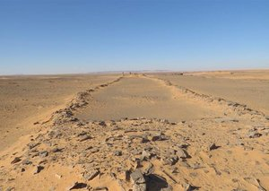 Mystery artefacts older than pyramids discovered in Saudi Arabia