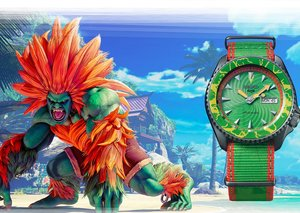 These Seiko Street Fighter watches are worth fighting for