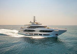 Watch Now: Inside a US$15 million super yacht