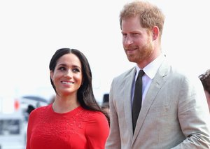 Check out Harry Meghan's swish new LA home
