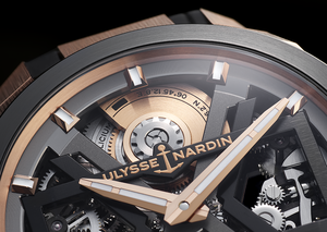 Dang and Blast! CEO of Ulysse Nardin Patrick Pruniaux