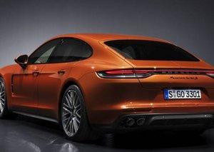 New 2021 Porsche Panamera is one class act