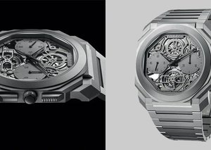 Bulgari just made the world's thinnest Tourbillion (again)