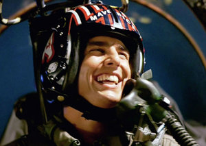Tom Cruise's Top Gun helmet sold for a crazy amount at auction